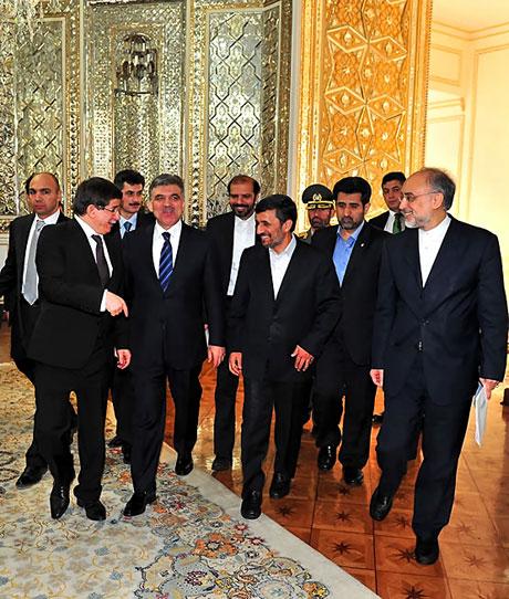 Cumhurbaşkanı Gül, İran'da galerisi resim 10