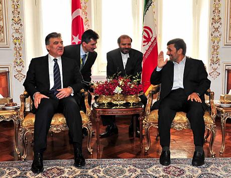 Cumhurbaşkanı Gül, İran'da galerisi resim 11