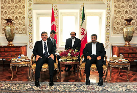 Cumhurbaşkanı Gül, İran'da galerisi resim 12