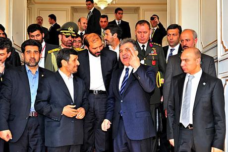 Cumhurbaşkanı Gül, İran'da galerisi resim 13