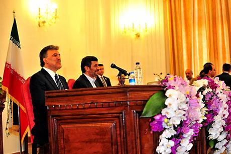 Cumhurbaşkanı Gül, İran'da galerisi resim 17