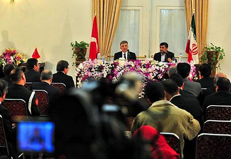 Cumhurbaşkanı Gül, İran'da galerisi resim 18