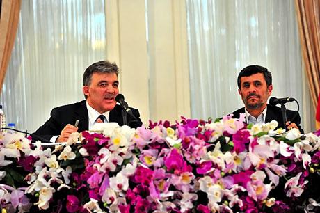 Cumhurbaşkanı Gül, İran'da galerisi resim 19