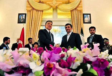 Cumhurbaşkanı Gül, İran'da galerisi resim 20