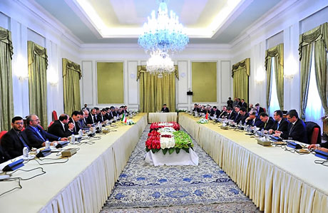 Cumhurbaşkanı Gül, İran'da galerisi resim 23