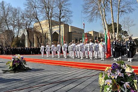 Cumhurbaşkanı Gül, İran'da galerisi resim 4