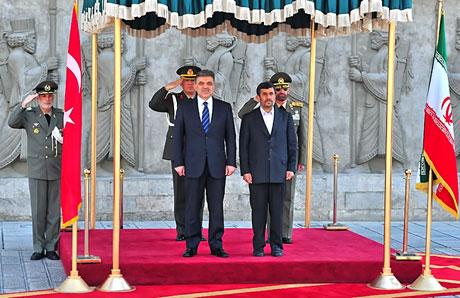 Cumhurbaşkanı Gül, İran'da galerisi resim 6