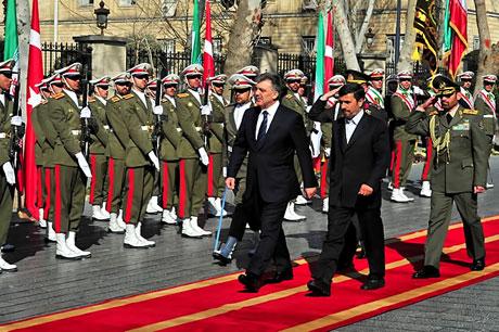 Cumhurbaşkanı Gül, İran'da galerisi resim 7