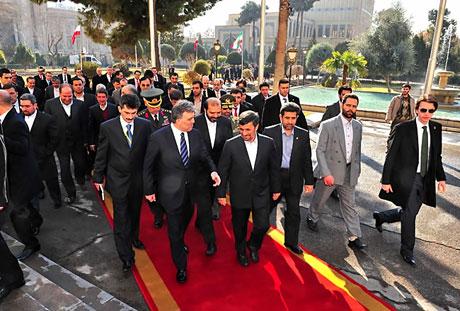 Cumhurbaşkanı Gül, İran'da galerisi resim 9