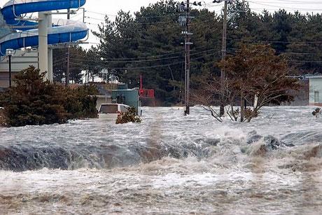 Japonya'da Deprem ve Tsunami galerisi resim 10