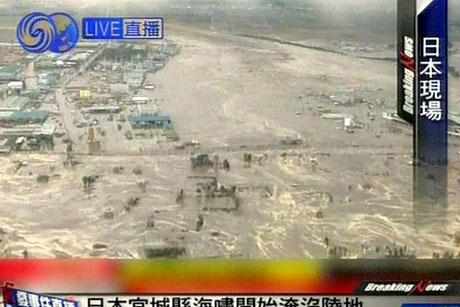 Japonya'da Deprem ve Tsunami galerisi resim 14