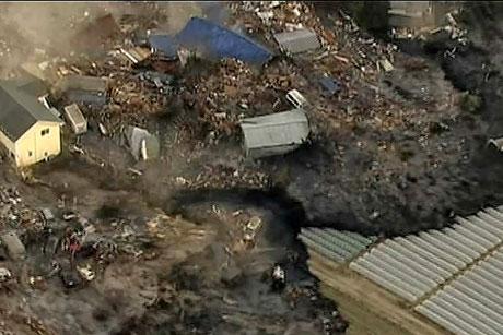 Japonya'da Deprem ve Tsunami galerisi resim 15