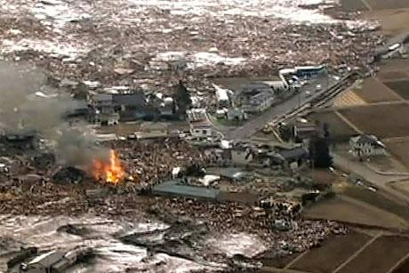 Japonya'da Deprem ve Tsunami galerisi resim 17