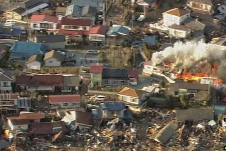 Japonya'da Deprem ve Tsunami galerisi resim 18