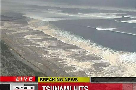 Japonya'da Deprem ve Tsunami galerisi resim 19