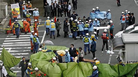 Japonya'da Deprem ve Tsunami galerisi resim 21
