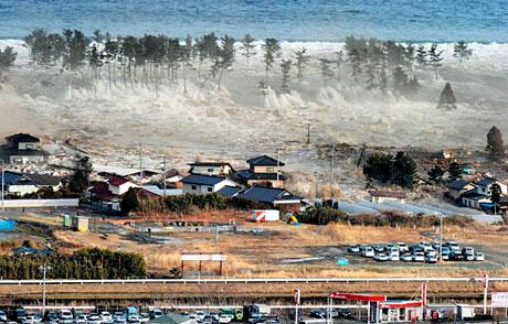 Japonya'da Deprem ve Tsunami galerisi resim 22