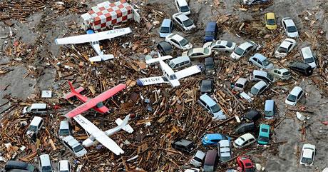 Japonya'da Deprem ve Tsunami galerisi resim 24