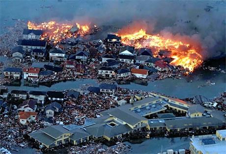 Japonya'da Deprem ve Tsunami galerisi resim 25