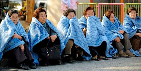 Japonya'da Deprem ve Tsunami galerisi resim 26