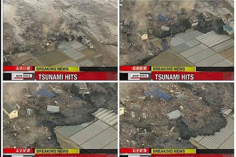 Japonya'da Deprem ve Tsunami galerisi resim 3