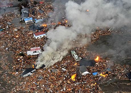 Japonya'da Deprem ve Tsunami galerisi resim 31