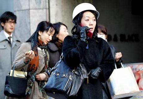 Japonya'da Deprem ve Tsunami galerisi resim 35