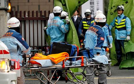 Japonya'da Deprem ve Tsunami galerisi resim 36