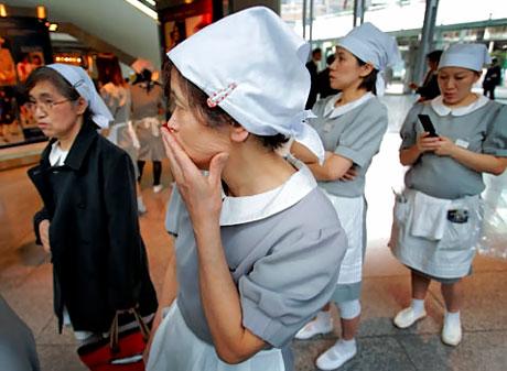Japonya'da Deprem ve Tsunami galerisi resim 38