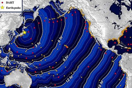 Japonya'da Deprem ve Tsunami galerisi resim 39