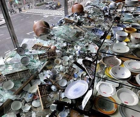 Japonya'da Deprem ve Tsunami galerisi resim 41