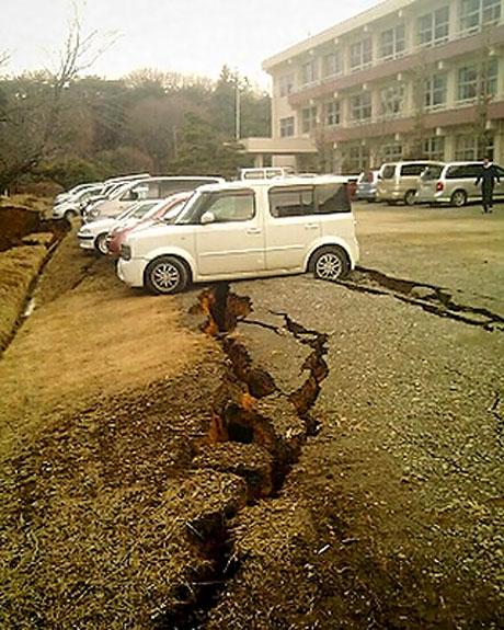 Japonya'da Deprem ve Tsunami galerisi resim 7
