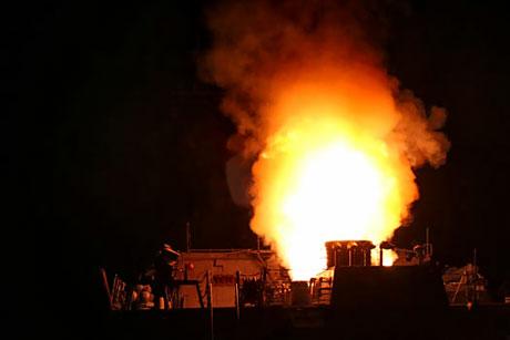 Libya'ya bomba yağıyor galerisi resim 4