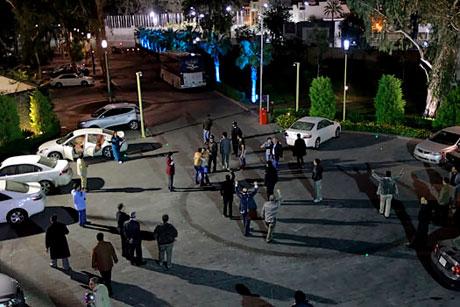 Libya'ya bomba yağıyor galerisi resim 8
