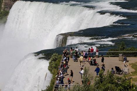 Niagara Şelalesi galerisi resim 1