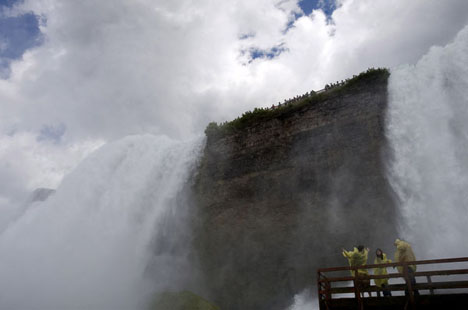 Niagara Şelalesi galerisi resim 2
