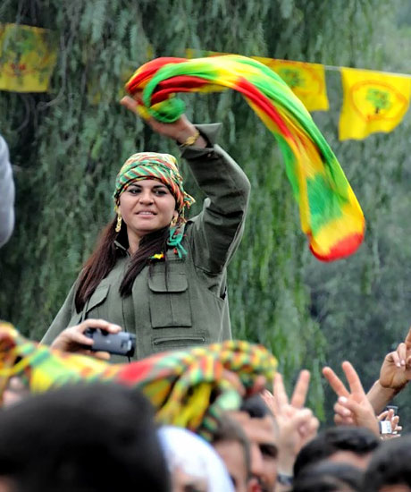 Tarihi 2011 Newroz'undan manzaralar galerisi resim 15
