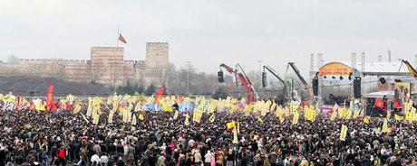 Tarihi 2011 Newroz'undan manzaralar galerisi resim 24