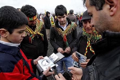 Tarihi 2011 Newroz'undan manzaralar galerisi resim 27