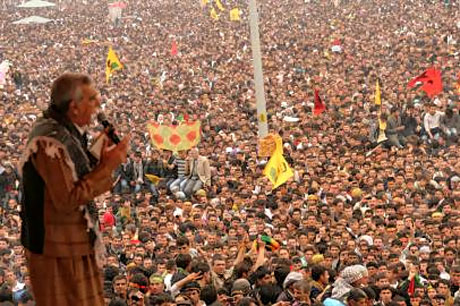 Tarihi 2011 Newroz'undan manzaralar galerisi resim 42