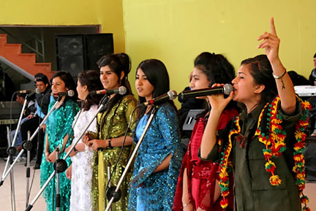 Tarihi 2011 Newroz'undan manzaralar galerisi resim 44