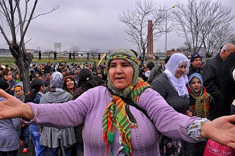 Tarihi 2011 Newroz'undan manzaralar galerisi resim 47