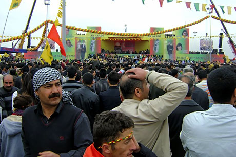 Tarihi 2011 Newroz'undan manzaralar galerisi resim 50
