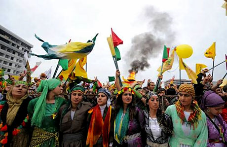 Tarihi 2011 Newroz'undan manzaralar galerisi resim 55