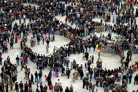 Tarihi 2011 Newroz'undan manzaralar galerisi resim 57