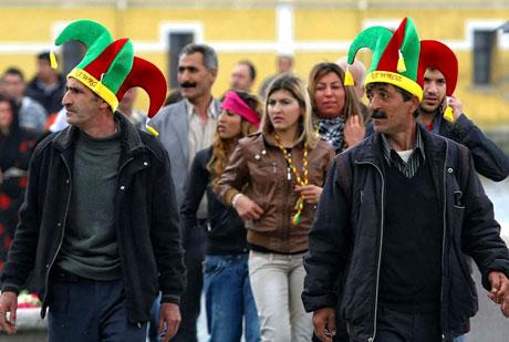 Tarihi 2011 Newroz'undan manzaralar galerisi resim 6