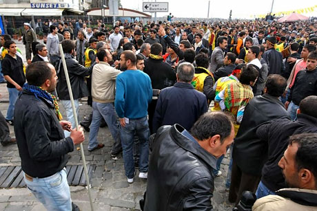 Tarihi 2011 Newroz'undan manzaralar galerisi resim 60