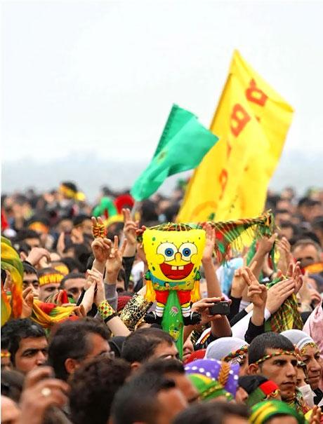 Tarihi 2011 Newroz'undan manzaralar galerisi resim 61