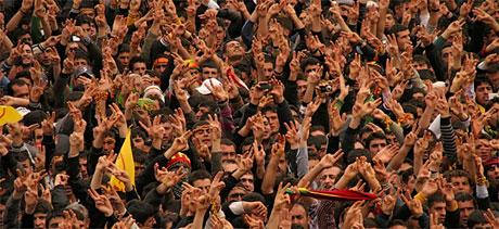 Tarihi 2011 Newroz'undan manzaralar galerisi resim 63