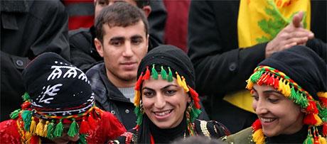 Tarihi 2011 Newroz'undan manzaralar galerisi resim 65